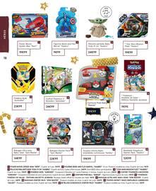 Catalogue Monoprix en cours, Le guide jouets, Page 18