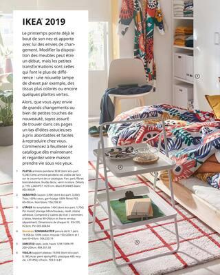 Catalogue IKEA en cours, Réveillez votre intérieur, Page 2