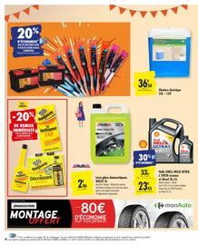 Catalogue Carrefour en cours, Le mois qui aime la France, Page 92