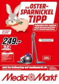 Aktueller MediaMarkt Prospekt, DER OSTER-SPARNICKEL TIPP, Seite 1