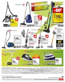 Catalogue But en cours, Power days, boostez votre pouvoir d'achat !, Page 7