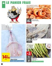 Catalogue Carrefour en cours, Astérix débarque chez Carrefour, Page 24