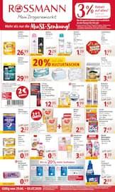 Aktueller Rossmann Prospekt, Mein Drogeriemarkt., Seite 16