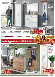 Aktueller Zurbrüggen Prospekt, Zurbrüggen feiert JUBILÄUM! , Seite 21