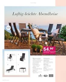 Aktueller Höffner Prospekt, Gartenmöbel 2021, Seite 10