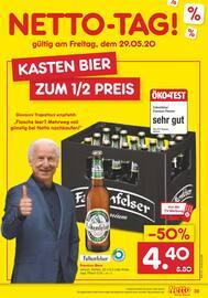 Aktueller Netto Marken-Discount Prospekt, SUPER WOCHENENDE, Seite 14