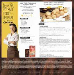Catalogue Casino Supermarchés en cours, Les semaines du chocolat, Page 6