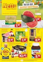 Aktueller Netto Marken-Discount Prospekt, Hol dir den Sommer nach Hause, Seite 1