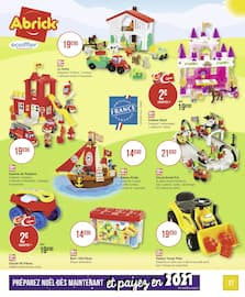 Catalogue Géant Casino en cours, Magic jouets, Page 17