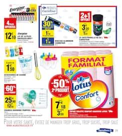 Catalogue Carrefour Market en cours, Maintenant et moins cher !, Page 29