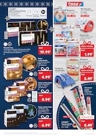Aktueller Kaufland Prospekt, Weihnachten so gut wie nie zuvor., Seite 19