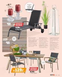 Aktueller Möbel Kraft Prospekt, Ideen für den schönsten Sommer!, Seite 39
