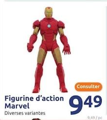 Figurine d'action Marvel à Action dans Berre-l'Étang