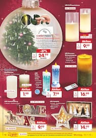 Aktueller Netto Marken-Discount Prospekt, Weihnachten steht vor der Tür ..., Seite 12