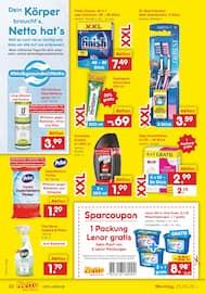 Aktueller Netto Marken-Discount Prospekt, Wir wünschen schöne und gesunde Pfingsten, Seite 22