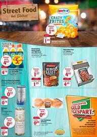 Aktueller Globus Prospekt, Street Food bei Globus, Seite 1