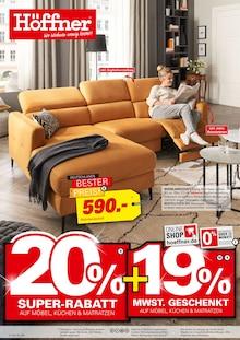 Höffner - Wo Wohnen wenig kostet