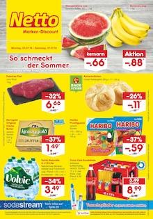 Netto Marken-Discount, SO SCHMECKT DER SOMMER für Alteglofsheim