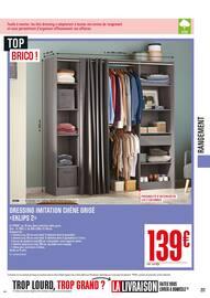 Catalogue Brico Dépôt en cours, Le prix, la qualité, le stock, Page 217