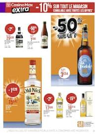 Catalogue Casino Supermarchés en cours, Les bons plans montent le son !, Page 13