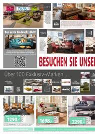 Aktueller Polstermöbel Fischer Prospekt, April-Preissturz , Seite 2