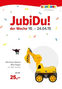 BabyOne, JUBIDU! DER WOCHE für Bremen1