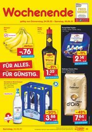Aktueller Netto Marken-Discount Prospekt, EINER FÜR ALLES. ALLES FÜR GÜNSTIG., Seite 23