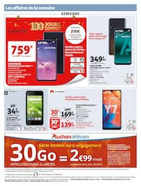 Catalogue Auchan en cours, 100 jours étonnants avant 2020, Page 38