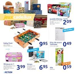 Catalogue Action en cours, Les plus beaux cadeaux au prix le plus bas, Page 2