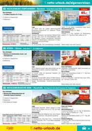 Aktueller Netto Marken-Discount Prospekt, Reisen … zu Netto-Preisen!, Seite 33