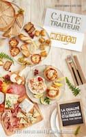 Catalogue Supermarchés Match en cours, Carte traiteur, Page 1
