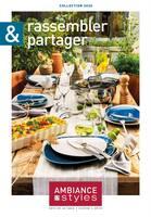 Catalogue Ambiance & Styles en cours, Rassembler et partager, Page 1