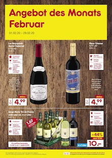 Netto Marken-Discount Prospekt Angebot des Monats Februar