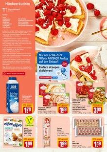 Butter im REWE Prospekt Angebote im Markt auf S. 1
