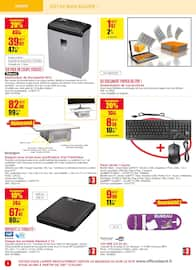 Catalogue Office DEPOT en cours, Sécurisez votre entreprise avec les essentiels en promos !, Page 6