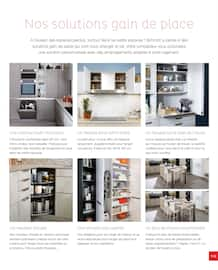 Catalogue Cuisines Schmidt en cours, Kitchen Stories 2020, Page 115
