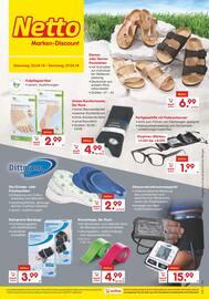 Aktueller Netto Marken-Discount Prospekt, Günstig gut gehen lassen, Seite 33