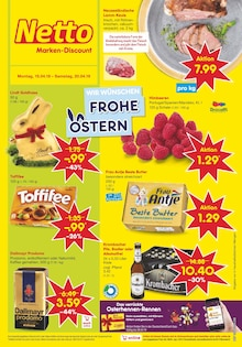 Netto Marken-Discount, WIR WÜNSCHEN FROHE OSTERN für Hannover