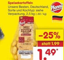 Kartoffeln von Pfanni im aktuellen Netto Marken-Discount Prospekt für 1.49€