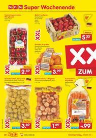 Aktueller Netto Marken-Discount Prospekt, SUPER WOCHENENDE, Seite 4