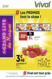 Catalogue Vival en cours, # Les promos font le show !, Page 1
