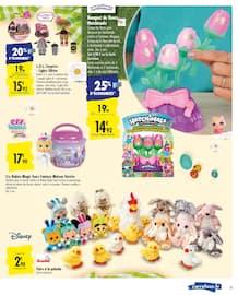 Catalogue Carrefour en cours, Pâques pour les petits et grands enfants, Page 17
