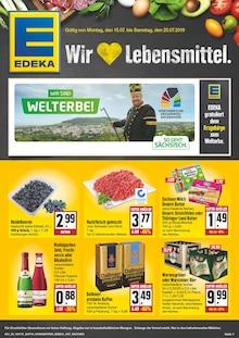 EDEKA, WIR LIEBEN LEBENSMITTEL! für Chemnitz