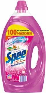 Waschmittel von Spee im aktuellen NETTO mit dem Scottie Prospekt für 11.99€