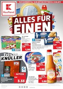Kaufland, ALLES FÜR EINEN für Hannover1