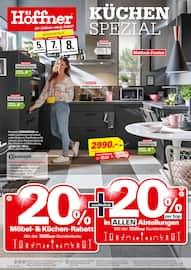 Aktueller Höffner Prospekt, Küchen Spezial, Seite 1
