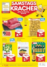 Aktueller Netto Marken-Discount Prospekt, EINER FÜR ALLES. ALLES FÜR GÜNSTIG., Seite 36