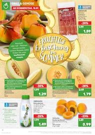 Aktueller Kaufland Prospekt, Essen ist entdecken, Seite 12