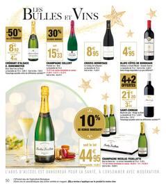 Catalogue Carrefour Market en cours, Un Réveillon incomparable, Page 50