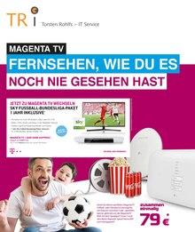 TRI IT Service, MAGENTA TV - FERNSEHEN, WIE DU ES NOCH NIE GESEHEN HAST für Bremen1